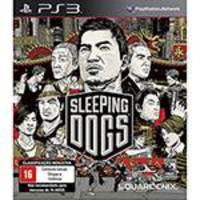 Game Sleeping Dogs PS3