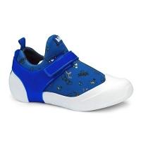 Tênis Infantil Bibi Azul Estampado 2WAY 1093012 25
