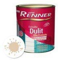 Esmalte Standard Dulit Brilho 900ml Areia Renner