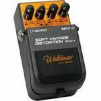 Pedal Para Guitarra Soft Vintage Distortion Svd-1 Waldman