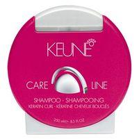 Care Line Keratin Curl Keune Shampoo De Limpeza 250ml