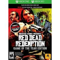 Game Red Dead Redemption: Game of the Year Xbox One