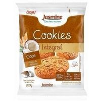 Cookie Jasmine Integral Coco 200g
