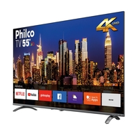 Smart TV Philco 55 Led Ultrahd 4K PTV55Q20SNBL