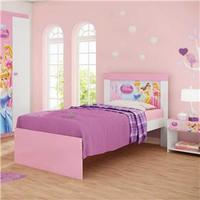 Cama Pura Magia Princesas Disney Happy 4A Rosa