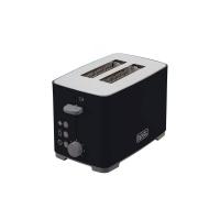 Torradeira Elétrica Black & Decker To800 Preta 220V
