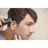 Barbeador Aparador de Pelos Philips Multigroom MG3721/77 Branco
