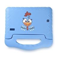Tablet Multilaser Galinha Pintadinha Plus 16GB NB311 Azul