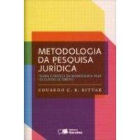 Metodologia da Pesquisa Jurídica 11ª Edição 2013