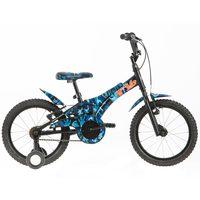 Bicicleta Tito Bikes Camuflada Aro 16 Azul