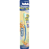 Escova Dental Oral-B Stages 1 - 4 a 24 Meses