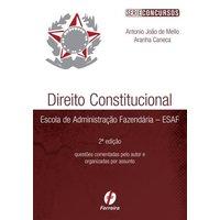 Direito Constitucional Esaf  2ª Edição 2014