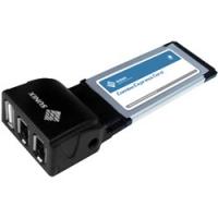 Adaptador Express Sunix Card 2 Portas 1394A e 1 USB 2.0 ECC1424