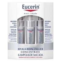 Rejuvenescedor Facial Eucerin Hyaluron Filler Concetrate 6x5ml