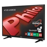 Smart TV LED 40'' Philco PH40E20DSGWA Conversor Digital