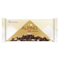 Kit 10 Chocolate Nestlé Alpino White Top 90G