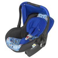 Bebê Conforto Tutti Baby Supreme Preto e Azul