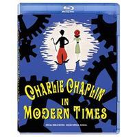 Tempos Modernos Blu-Ray - Multi-Região / Reg.4