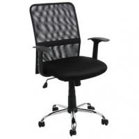 Cadeira de Escritório Importado Office Peter Preta