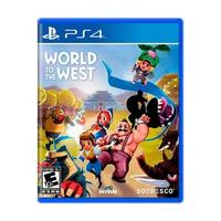 Jogo World to the West PS4
