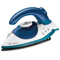 Ferro à Vapor para Viagem Cadence Power Compact IRO050 Branco e Azul