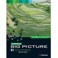American Big Picture B1: Pre-Intermediate - Student´s Book