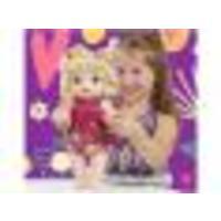 Boneca Baby Alive Pequena Artista Loira Hasbro + Boneca Baby Alive Primeiro Peniquinho