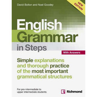 New English Grammar in Steps - With Answers
