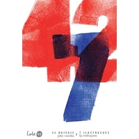 42 haicais e 7 ilustração