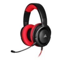 Headset Gamer Corsair HS35 P2 Red CA-9011198-NA