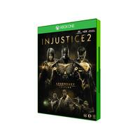 Injustice 2 Legendary Edition Para Xbox One Warner