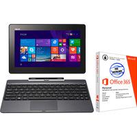 Notebook Asus 2 em 1 Transformer Book T100TA-DK056B Quad Core 2GB 500GB Windows 8.1