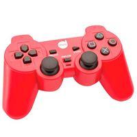 Controle Com Fio para Playstation 2 Dazz 621542 Vermelho