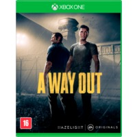 A Way Out Xbox One Microsoft