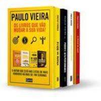 Box - Paulo Vieira - 4 Volumes
