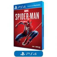 Marvel Spider-Man para Playstation 4 Sony