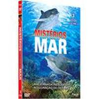 DVD Box Mistérios do Fundo do Mar (3 DVDs)