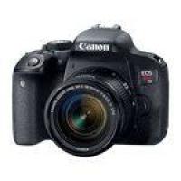 Câmera Canon T7i Com A Lente 18-55mm f/3.5-5.6 STM Garantia Kit