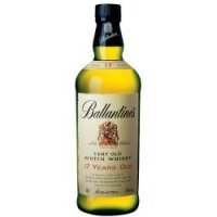 Whisky Escocês 17 Anos Ballantines Very Old 750ml