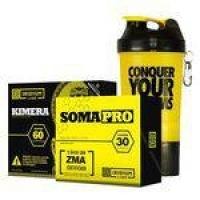 Combo Corpo Perfeito - Kimera + Soma Pro + Coqueteleira - Iridium Labs