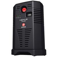 Estabilizador Microsol Hexus 500VA Bivolt PT Básico NN