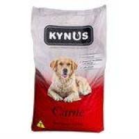 Ração Cão Cachorro Animal Adulto Kynus 15 Kg Sabor Carne