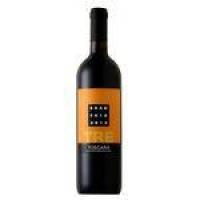 Vinho Italiano Tinto Brancaia Tre Maremma Igt 750ml