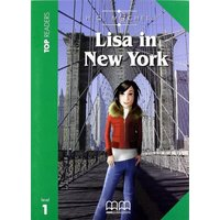 Lisa In New York - Student Book + CD Audio