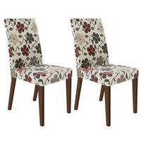 Kit 2 Cadeiras 4129 Madesa