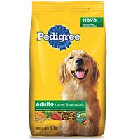 Ração para Cães Pedigree Carne e Vegetais 10kg