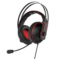 Headset Asus (CERBERUS V2~90YH015R-B1UA00) PC/Mobile Audio/Mic 32 Ohm