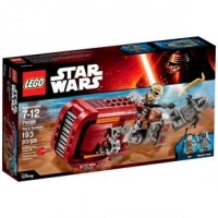 LEGO Star Wars Speeder da Rey 75099