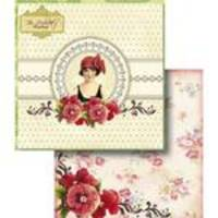 Papel Scrapbook Dupla Face The Perfect Moment Lscd-339 - Litocart