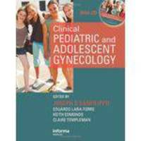 Clinical Pediatric And Adolescent Gynecology - Informa Healthcare